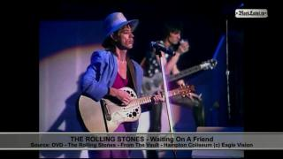 Concert video of The Rolling Stones at Hampton Coliseum on RockLabel...