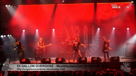 XII Gallon Overdose - Live at 41. Musikfestwochen (2)
