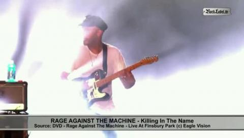 Rage Against The Machine - Killing In The Name (Live)