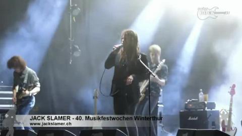 Jack Slamer - Live an den 40. Musikfestwochen