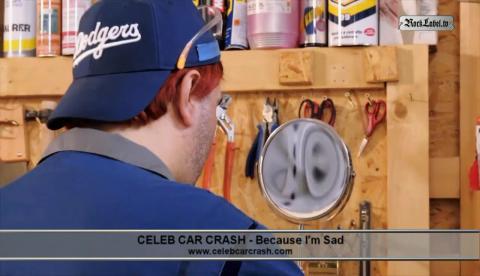 Celeb Car Crash - Because I'm Sad