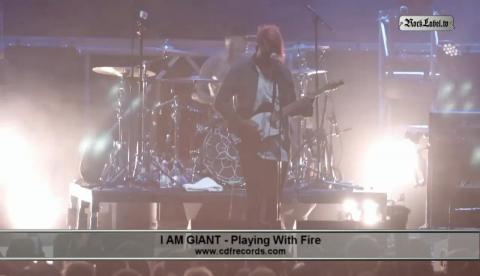 I Am Giant - Playing With Fire