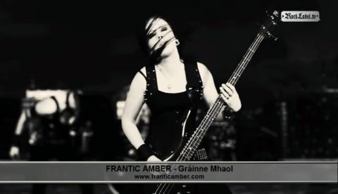 Frantic Amber - Gráinne Mhaol