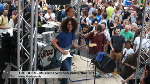 The Dues - Live at 41. Musikfestwochen (2)