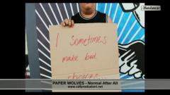 Paper Wolves - Normal After All