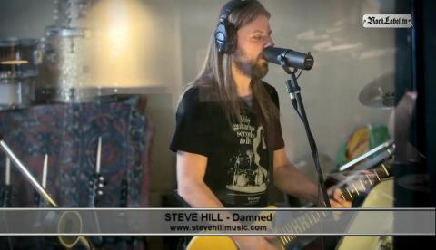 Steve Hill - Damned