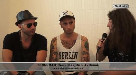 Stoneman - Interview in Winterthur (2015)