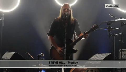 Steve Hill - Medley (Live)