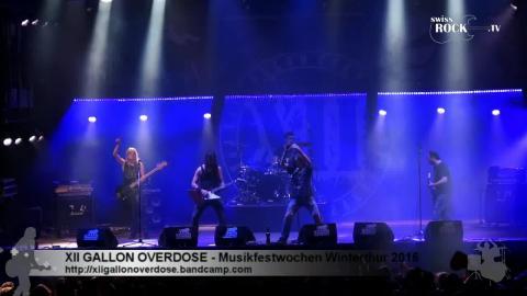 XII Gallon Overdose - Live at 41. Musikfestwochen (1)