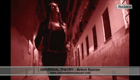 Universal Theory - Before Sunrise (Lyric Video)